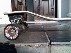 pavedwave distance skateboarding :: Dropdown LDP decks? and Subsonic Century review