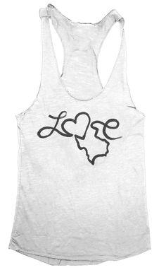 Love Texas  - Women's Tank