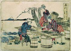 東海道五十三次 品川 川崎へ2里半 | 錦絵アーカイブス | アーカイブス | 味の素食の文化センター