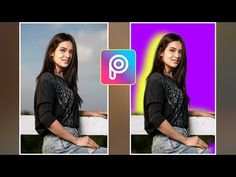 picsart tutorial - YouTube Portrait Background, Love Background Images, Love Backgrounds, Picsart Tutorial, Photo Editing, Youtube, Editing Photos, Photo Manipulation, Image Editing