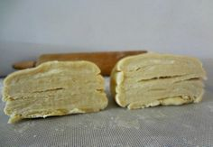 The Cooking Actress: Homemade Puff Pastry