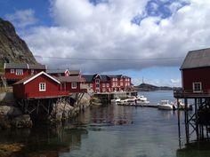 Leknes - Islas Lofoten