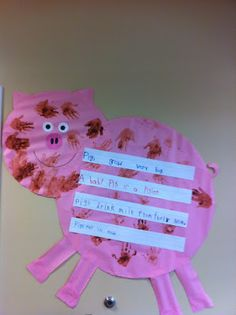 Using interactive writing to create animal fact posters