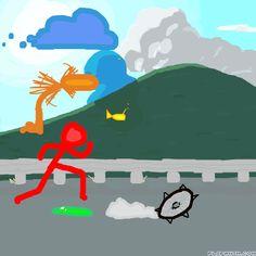 Adventures by JAMEZ15 #gif #anim #animation #flipanim #flipbook #drawing #draw Animation, Adventure, Drawings, Art, Sketches, Craft Art, Sketch, Kunst, Fairytail