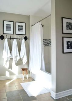 Image Result For Bathroom With Towel Hook