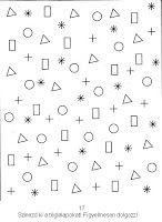 Fejlesztő Műhely: Feladatlapok Activities For Autistic Children, Brain Gym, Worksheets For Kids, Speech Therapy, Math Equations, Album, Education, Maths, Perception