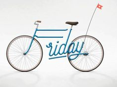 Enjoy those weekend rides!