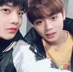 Jinyoung and Jihoon #winkdeep