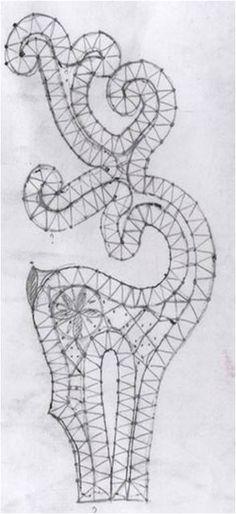 Lacemaking, Bobbin Lace, Symbols, Crochet, Artwork, Pattern, Christmas, Ideas, Lace