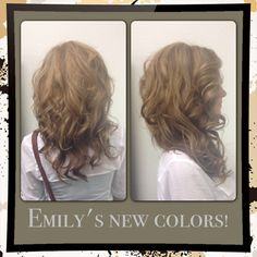 Emily's new colors!