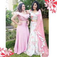 """""""A happy bridesmaid makes a happy bride.""""Alfred Tennyson  Rent these beautiful designer lehengas for your friends wedding at www.rentanattire.com or visit our store located in Warje, Pune. Contact us on 7722009477 for appointment.  #rentanattire #sustainablefashion #bridesmaids #rentalfashion #rentalrevolution #makeinindia #fashiononrent #whybuywhenyoucanrent #friendship #weddingcollection #trend #designerlehenga #onlinestore #outfitoftheday #livelovelaugh #dmfororder #bliss #rentisthenewbuy…"""