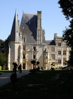 Château de Fontaine-Henry by Michele*mp