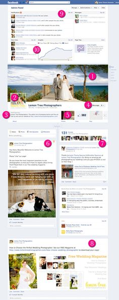 Awesome post about using FB timeline for your business page.