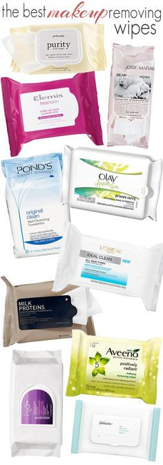 The best makeup removing wipes - Fresh Effects Wipes leave skin feeling nothing but soft, clean and hydrated!