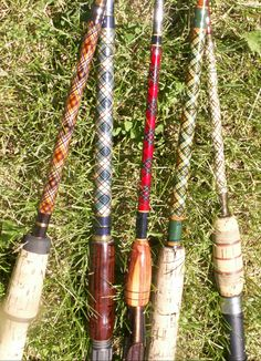 Build and customize your very own fishing rod! Great workshop for all!