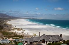 Long Beach - Le Cap - Afrique du Sud Long Beach, Africa, Mountains, Water, Travel, Outdoor, Cape Town South Africa, Park, Gripe Water