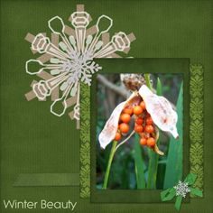Made using Happy Holidays by Shel Belle Scraps from Scraps N Pieces.