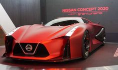 The Nissan CONCEPT 2020 Vision Gran Turismo began as an ultimate Nissan performance model for the vi... - Perry Stern, Automotive Content Experience