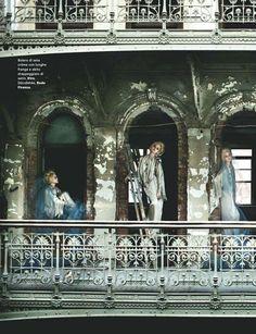 Modern Monarchy Editorials : Visioni Amica Magazine