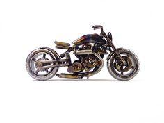 Bike 192 Confederate Hellcat | por Brown Dog Welding