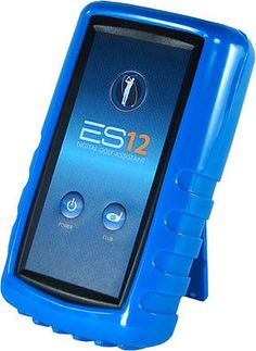 New Ernest Sports ES 12 Digital Golf Assistant Portable Launch Monitor