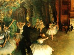 degas paintings | Edgar Degas Paintings 1024 x 768