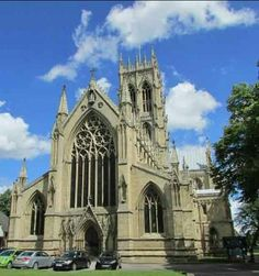 St George's Minster, Doncaster, South Yorkshire, England