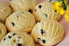 Φτιάξε τραγανά μπισκότα βουτύρου με σοκολάτα