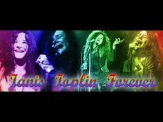 Janis Joplin Combination of the two