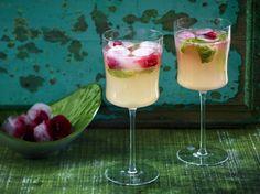 Himbeer-Basilikum-Mule Rezept