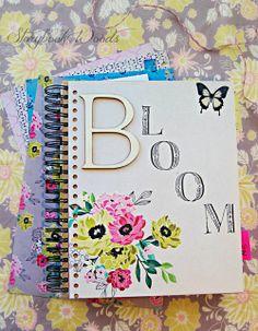 Bloom journal Storybook Woods