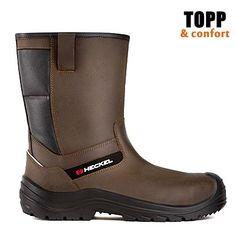 Cizme de lucru cu bombeu de protectie Suxxeed Offroad S3 Rubber Rain Boots, Winter, Shoes, Fashion, Winter Time, Moda, Zapatos, Shoes Outlet, Fashion Styles