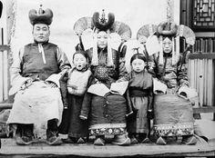 Mongolia, 1920 - 30