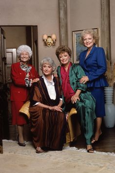 The Golden Girls © Witt/Thomas/Harris Productions Touchstone Television Disney-ABC Domestic Television
