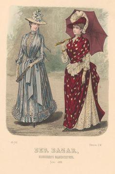 Der Bazar 1888