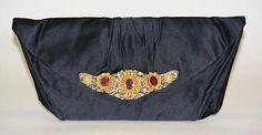 Purse | Harry Rosenfeld | American | 1945 | silk | Metropolitan Museum of Art | Accession #: C.I.54.24.11