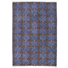 Marta Maas-Fjetterström Rug | See more antique and modern Russian and Scandinavian Rugs at https://www.1stdibs.com/furniture/rugs-carpets/russian-scandinavian-rugs