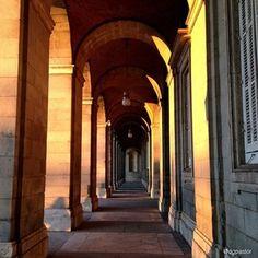 Pasaje, Palacio Real de Madrid. Photo by @Dolores Carr Carr Glez Pastor