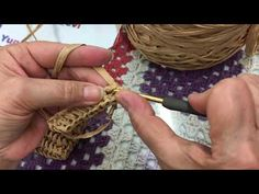 Crewel Embroidery, Weaving, Baby Boy, Purses, Friends, Videos, Diy, Crochet Bags, Youtube