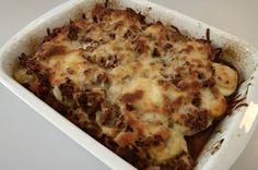 Kartoffelmoussaka