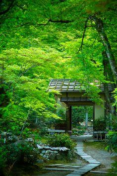 Kyoto, 直指庵