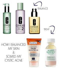Suffering from cystic acne? Found that nothing has worked? Here are the products… Suffering from cystic acne? Found that nothing has worked? Here are the products I used to balance and treat which lead to banishing my cystic acne for good! via by Arielle Cystic Acne Treatment, Oily Skin Treatment, Leiden, Make Up Dupe, Cystic Acne On Chin, Clinique Makeup, Hd Makeup, Acne Causes, Natural Acne Remedies