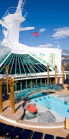 Independence of the Seas | Take an adventure on this extensive Freedom Class ship, which includes 10 pools and whirlpools, and a spa with over 100 available treatments.