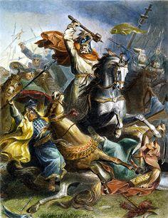 Charles the Hammer (Charles Martel)