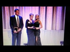 SGT. KIMBERLY DIANE AGAR HONORED @ MISS TEXAS 2012 Posthoumously receiving PURPLE HEART