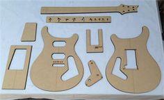 Guitar Building Templates - Guitar Building Templates