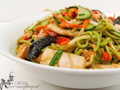 Korean seafood salad