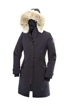 Canada Goose - Kensington Parka (Graphite) ($320)