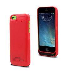 4200mAh External power bank backup battery case for iphone SE 5 5s 5c