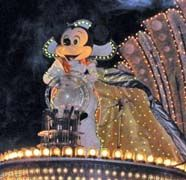 Mickey and Disney World